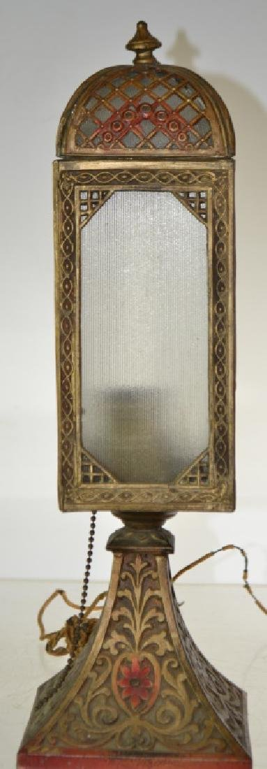 Early 20th Century Boudoir Lamp