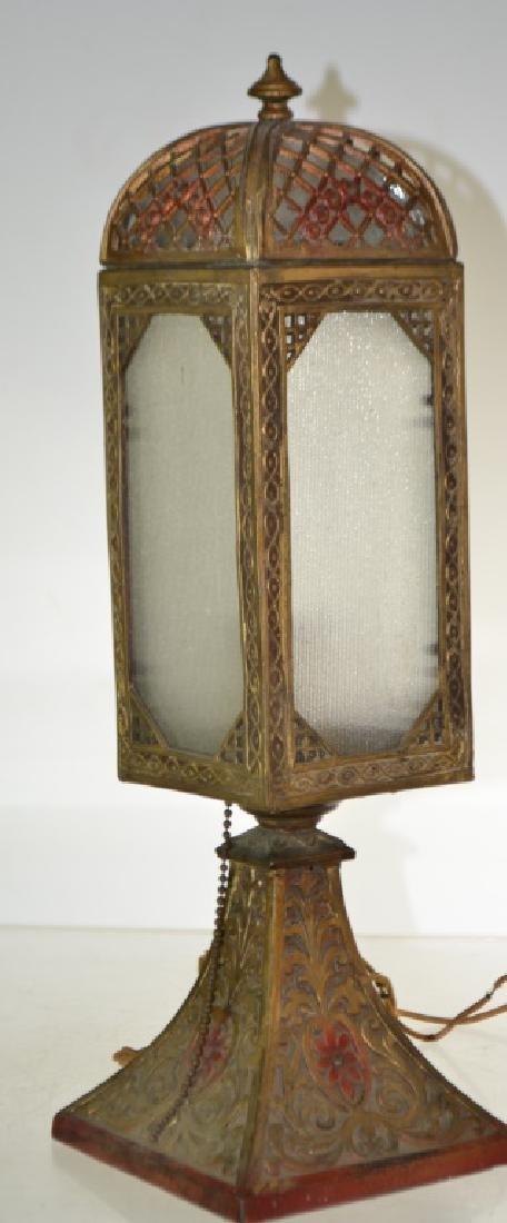 Early 20th Century Boudoir Lamp - 2