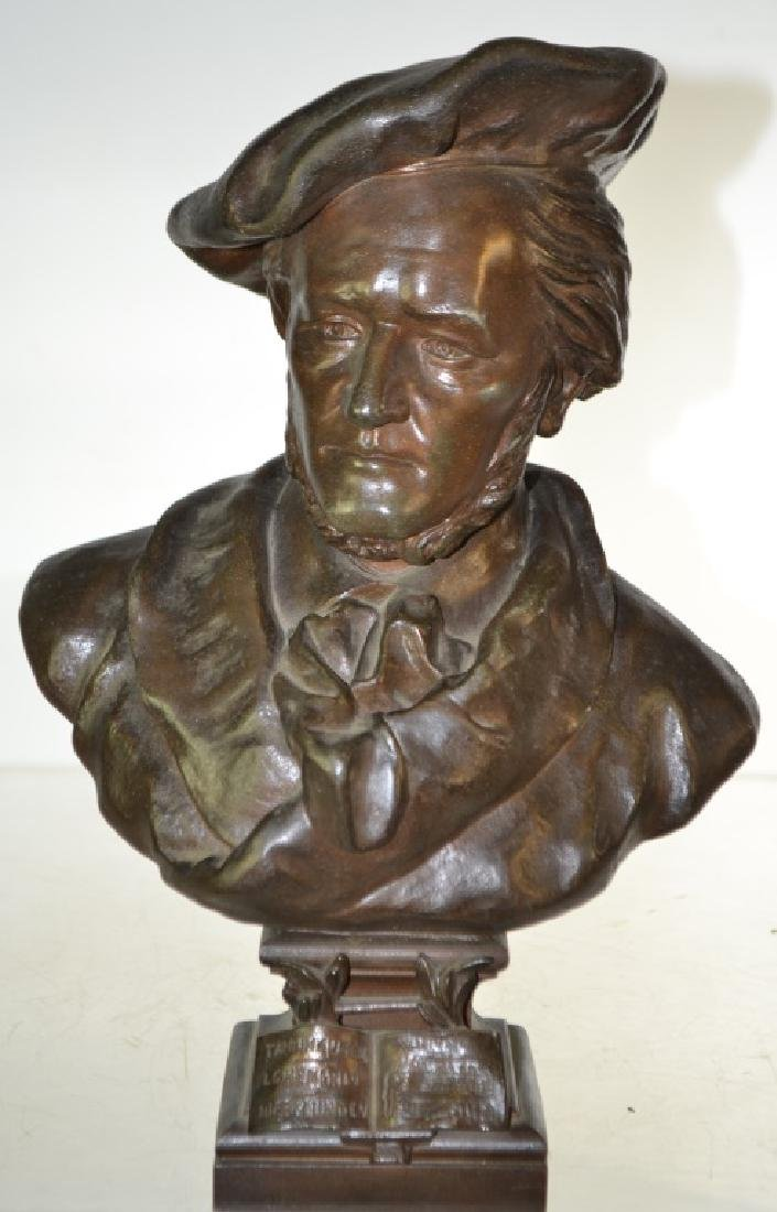 Bust of Wagner