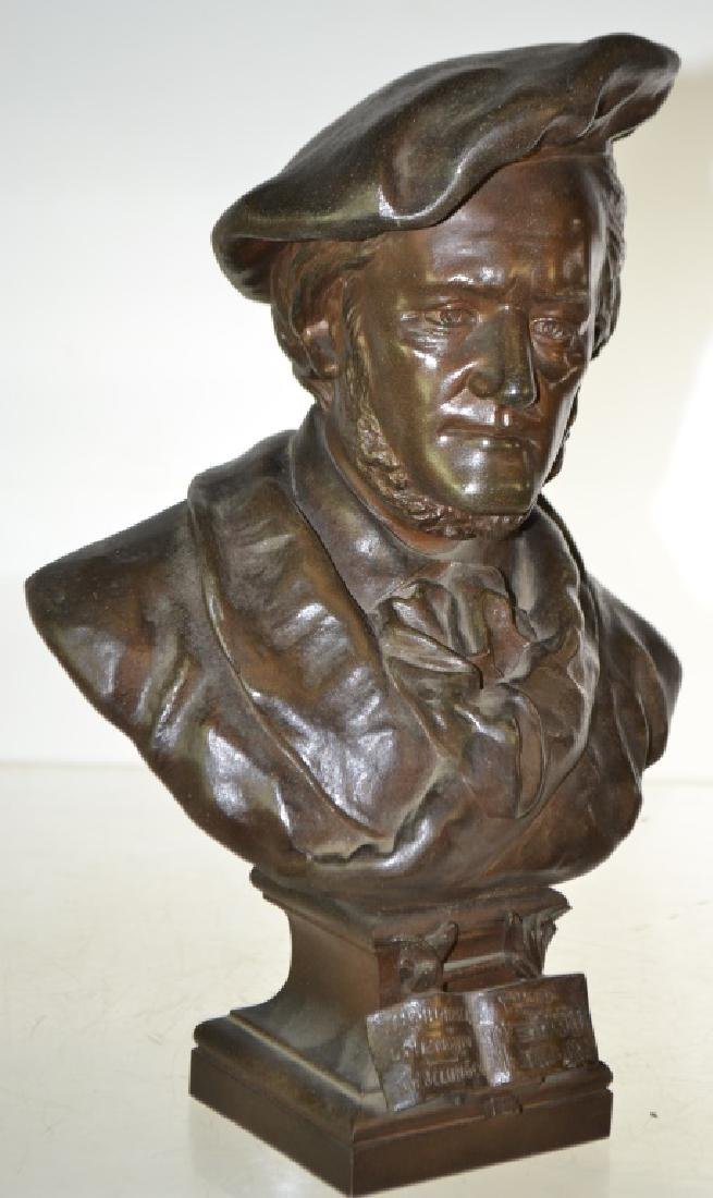 Bust of Wagner - 2