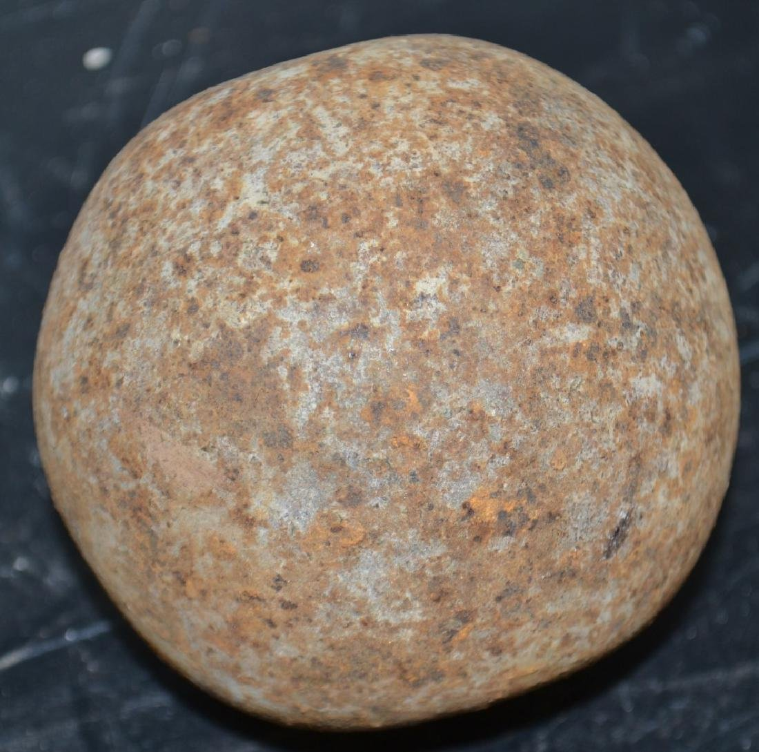 Civil War Cannon Ball