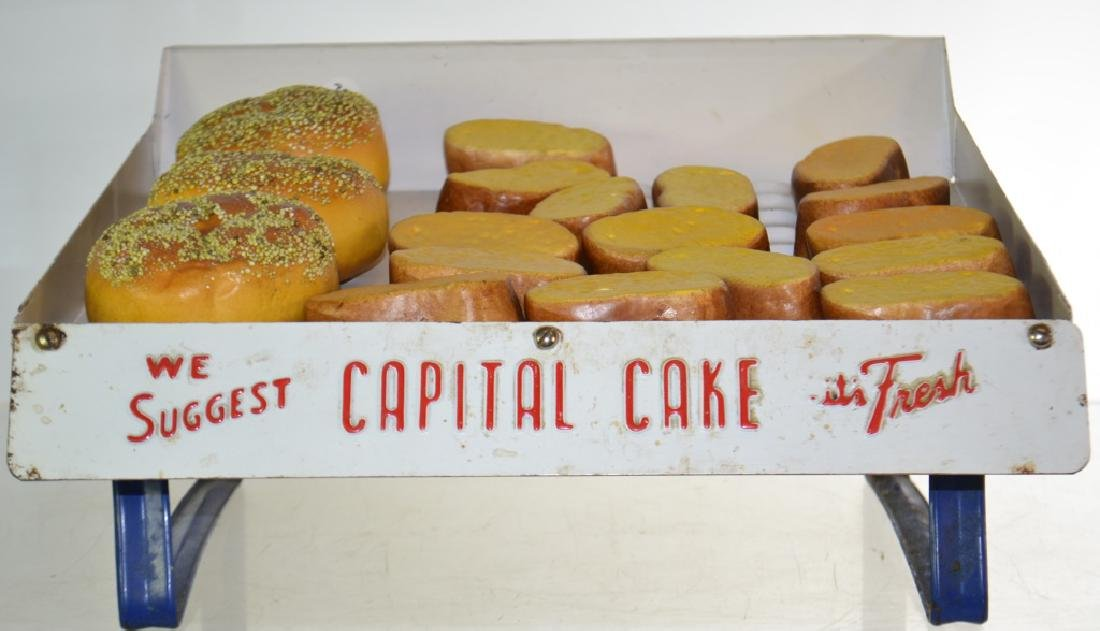 Capital Cake Bakery Display