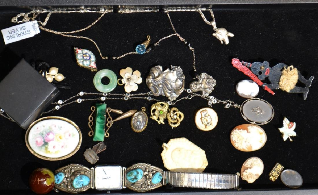 Victorian Jewelry and More