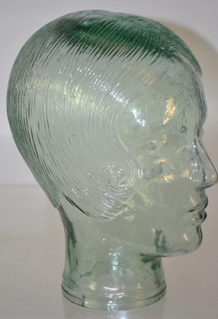 Glass Head - 2