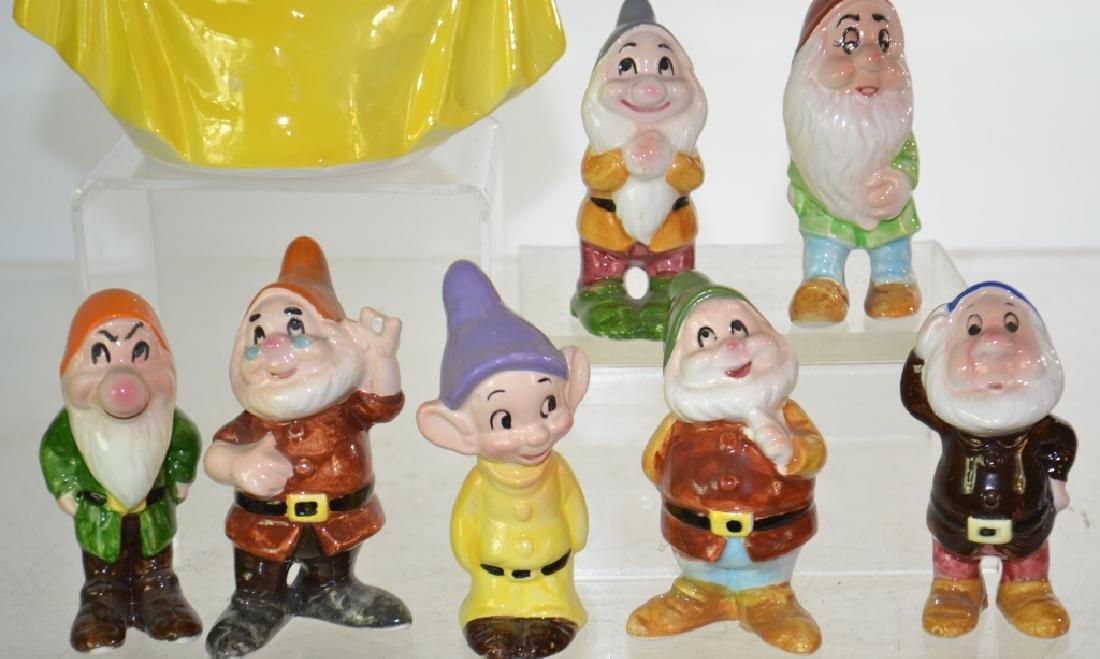 Walt Disney Snow White and Seven Dwarfs Set - 3