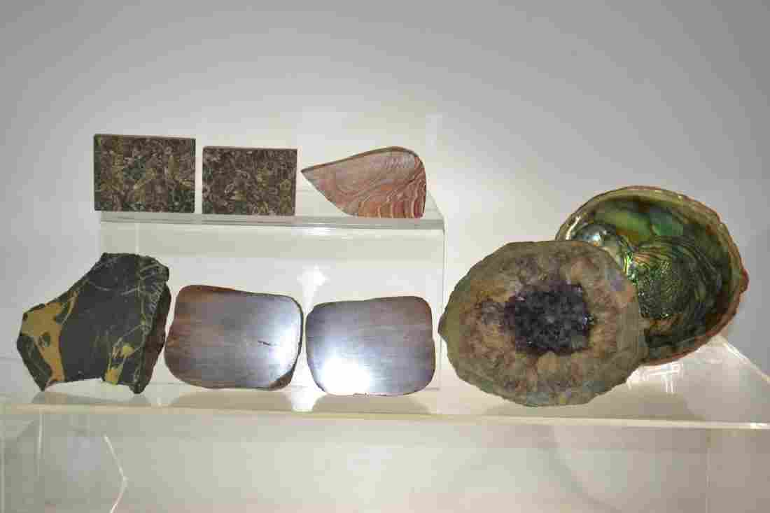 Mineral Grouping