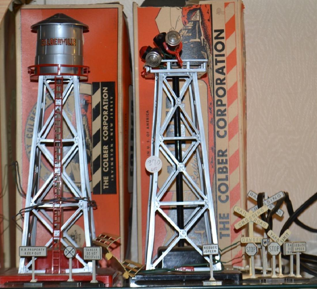 Lionel and Colber Train Accessories