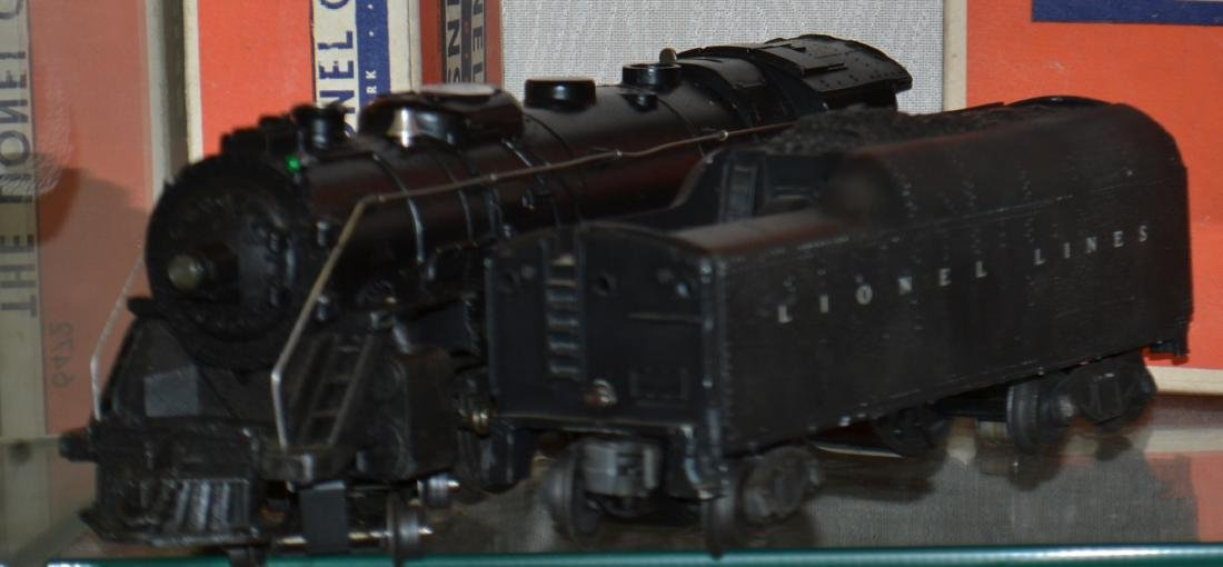 Lionel Smoking Engine and Tender