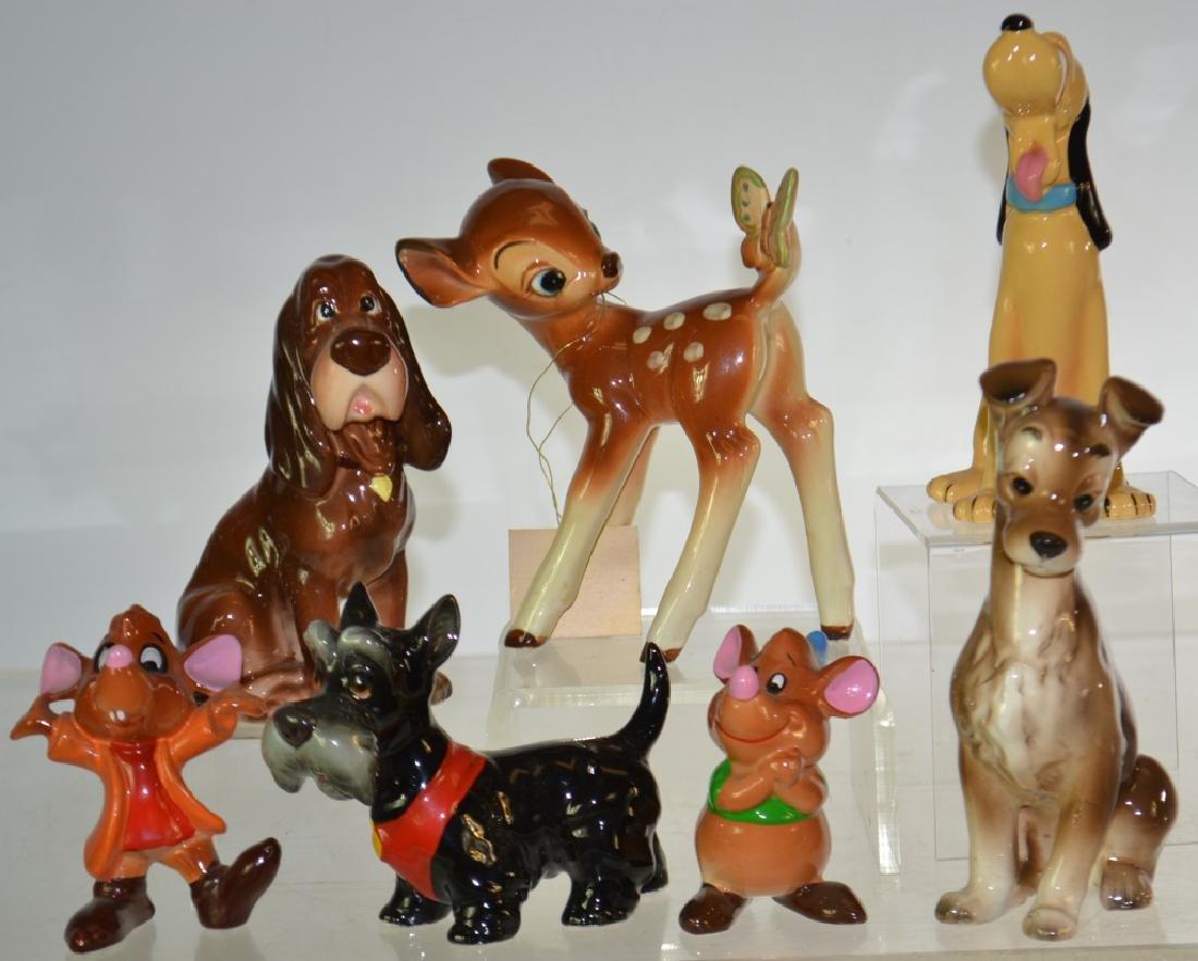 Walt Disney Animal Grouping