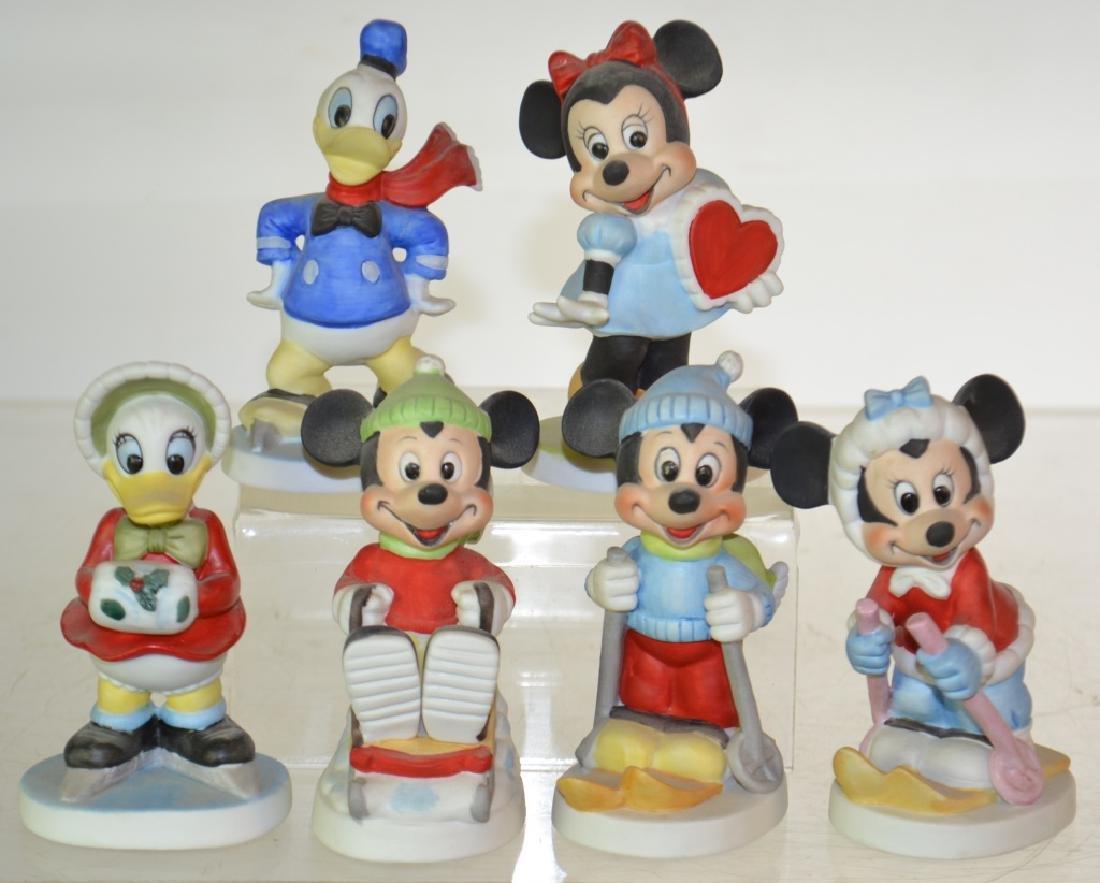 Walt Disney Figurines