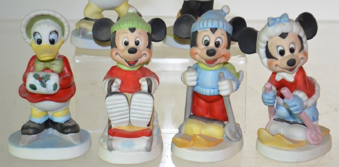 Walt Disney Figurines - 2