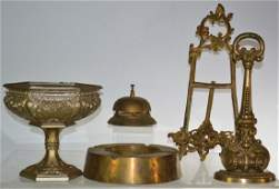 Grouping of Brass