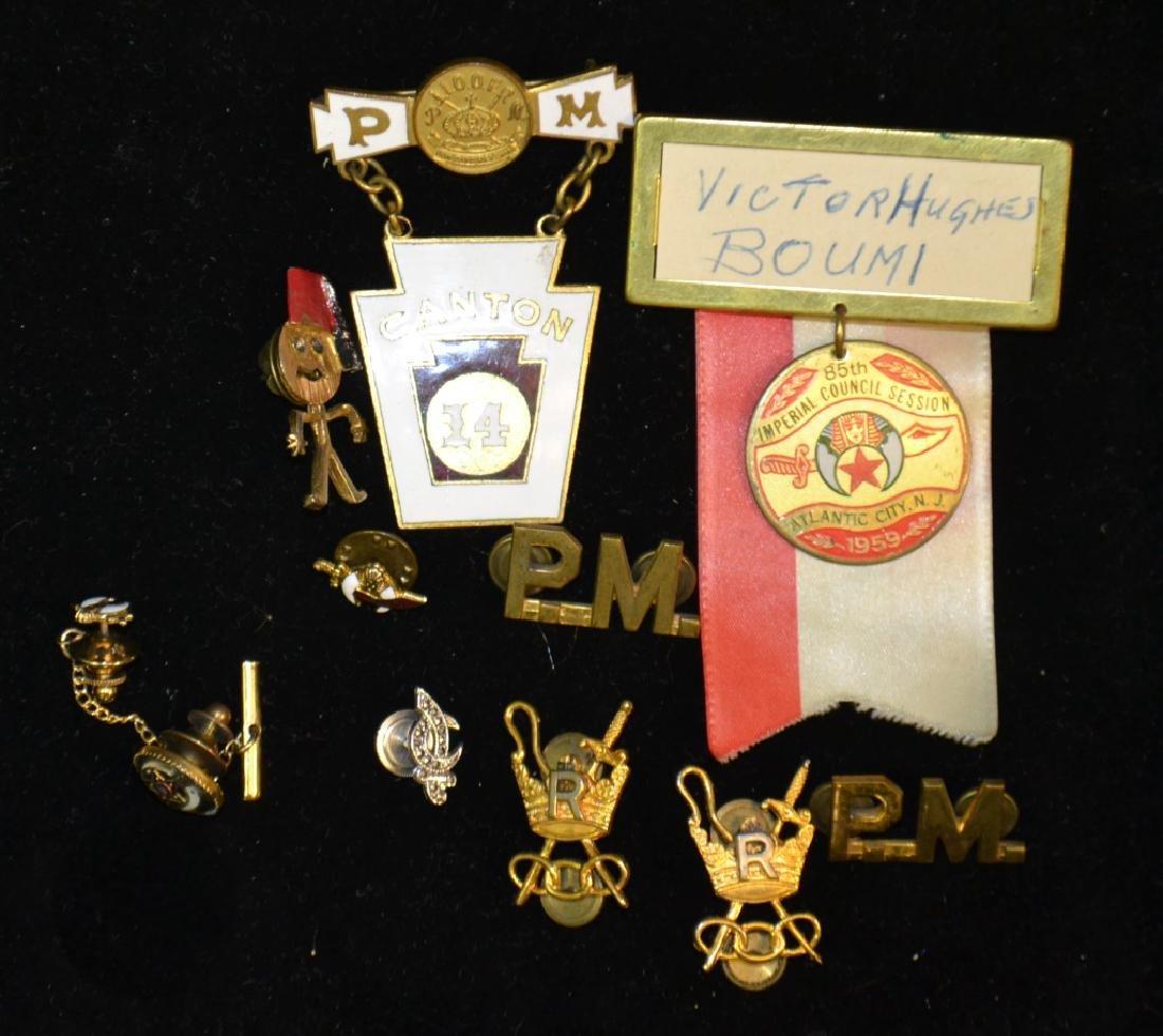 Masonic Lapel Pins