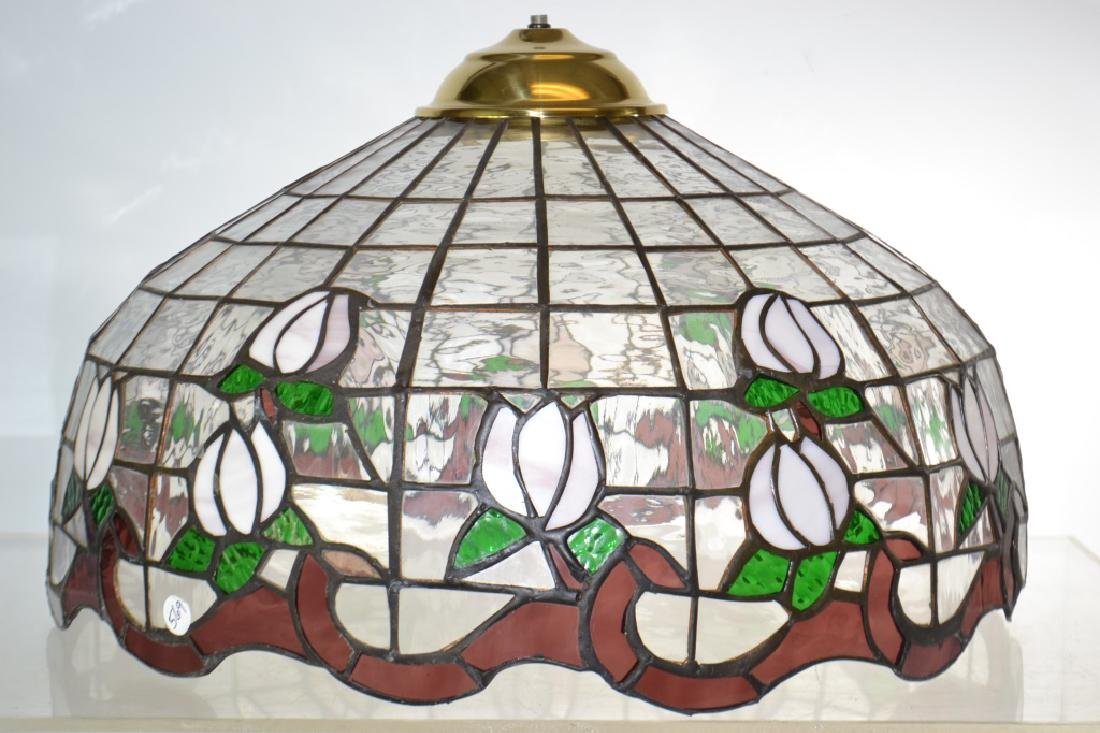Stained Glass Dome Shade