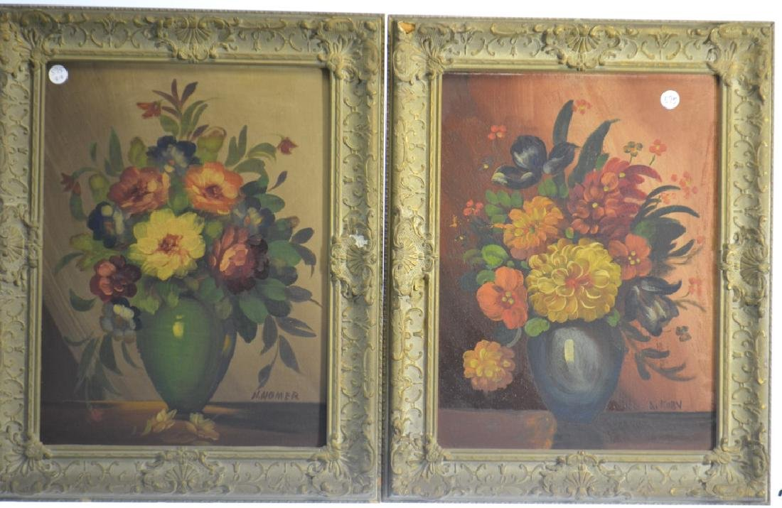 Two Signed Still Life Paintings