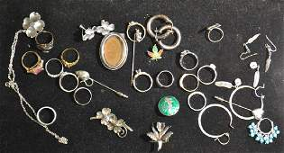 Sterling Silver Rings and More