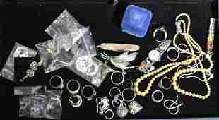 Sterling Silver Jewelry