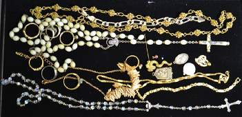 Religious Jewelry and More