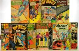 Eleven Superman Related Comics