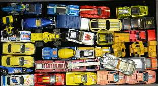 Vintage Matchbox and Hot Wheel Cars