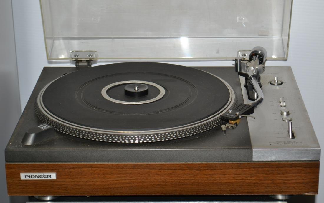 Vintage Pioneer Stereo System - 3