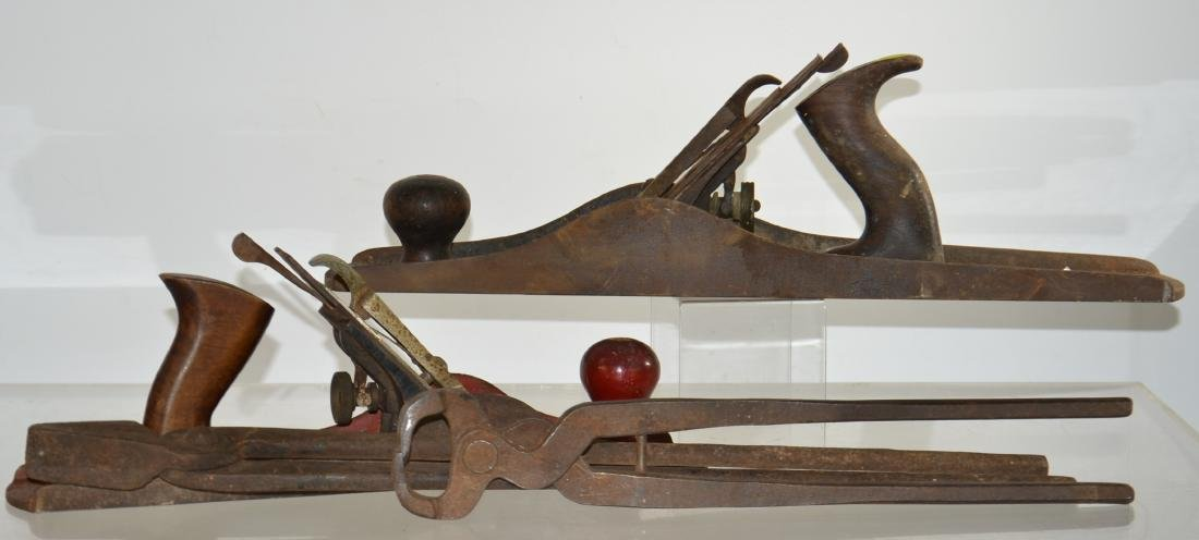 Vintage Woodworking Planes and More
