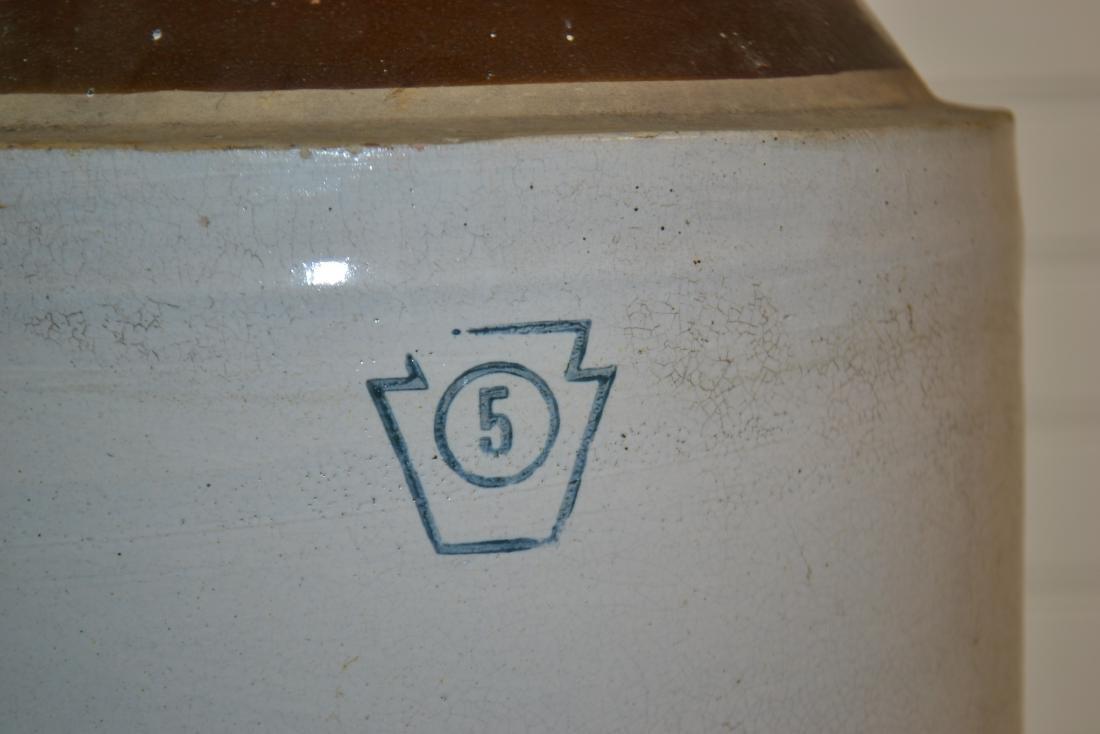 Four Gallon Pfaltzgraff Shoulder Jug - 2