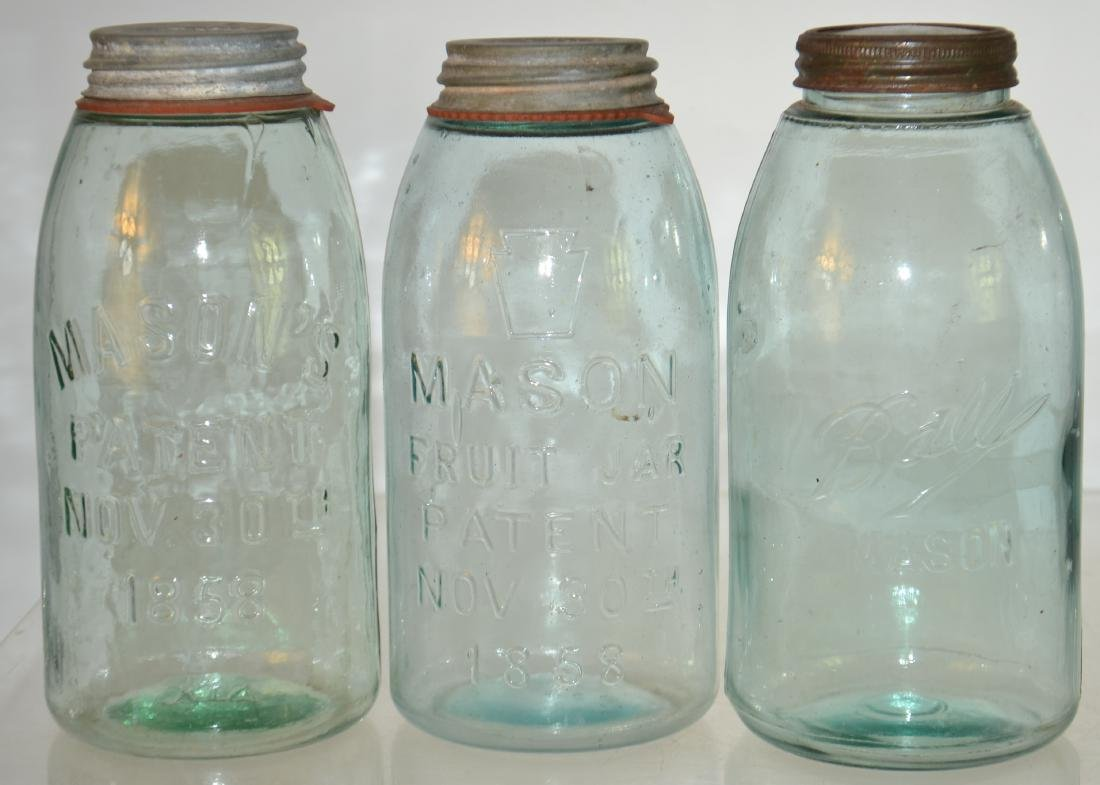 Vintage Bottles and Jars - 4
