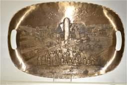 Wendell August Bronze Tray