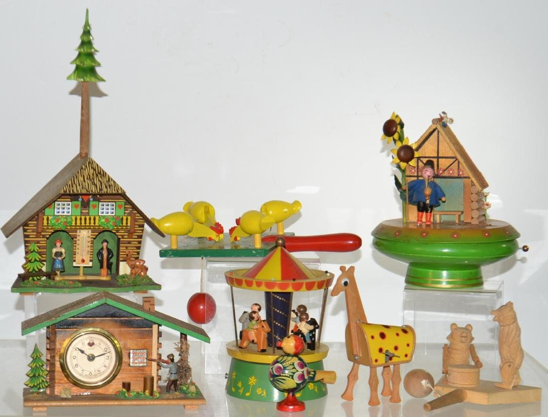 Wooden German Toys and More