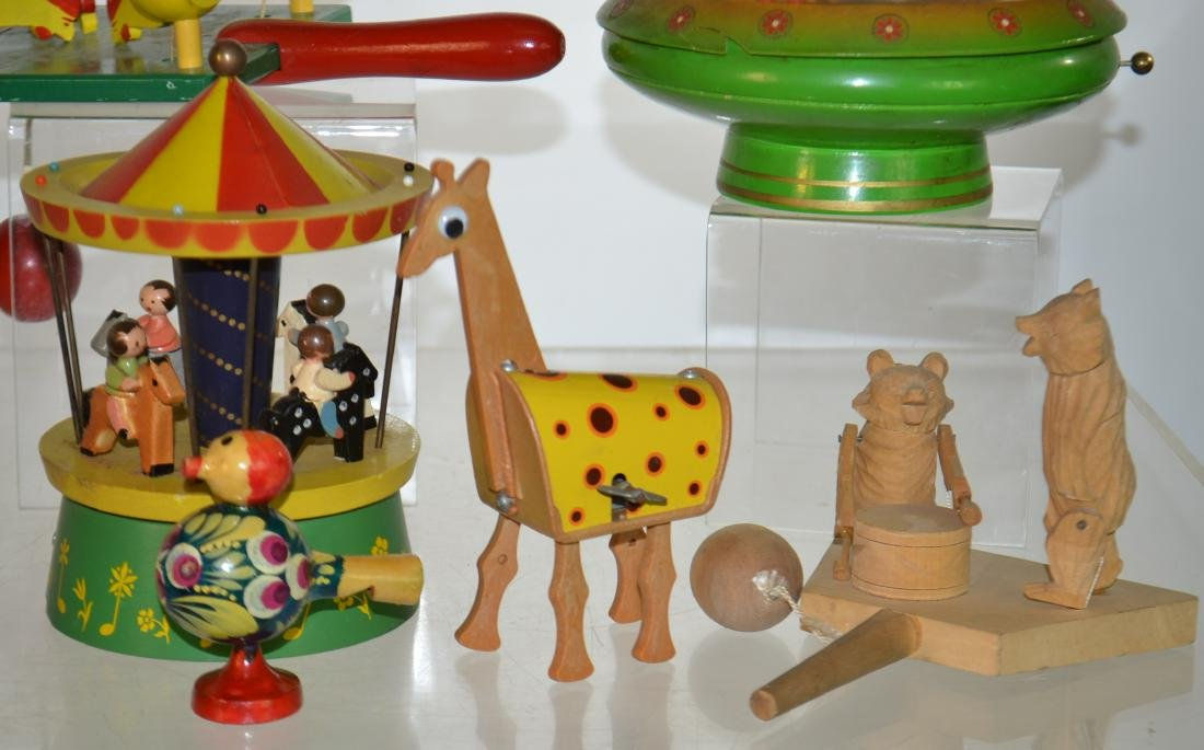 Wooden German Toys and More - 4