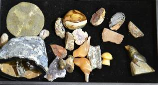 Decorative Mineral Grouping