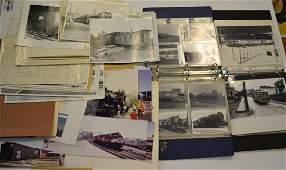 Vintage Railroad Photographs