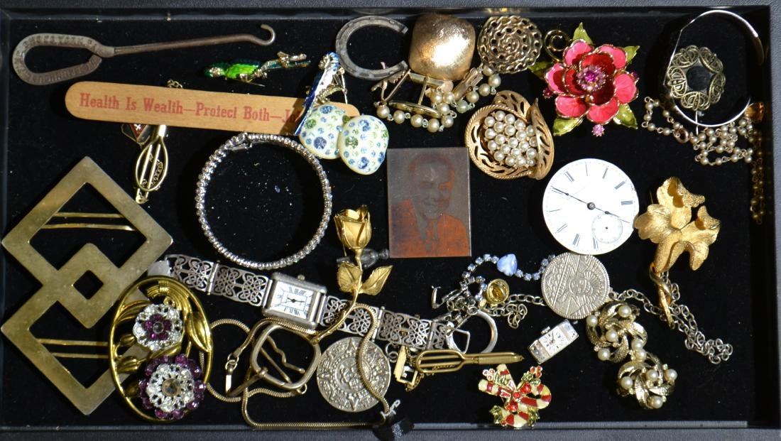 Pins, Bracelets and More