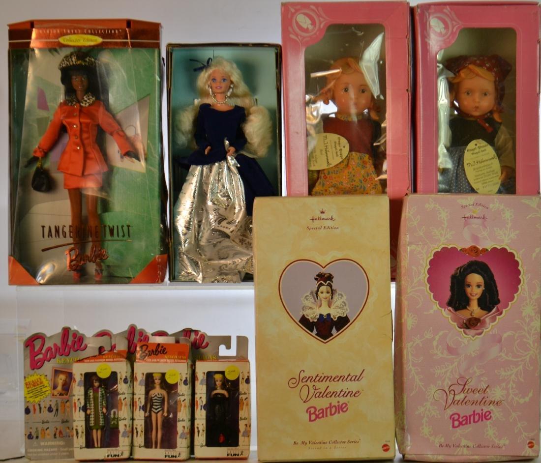 Hummel Dolls and Barbies