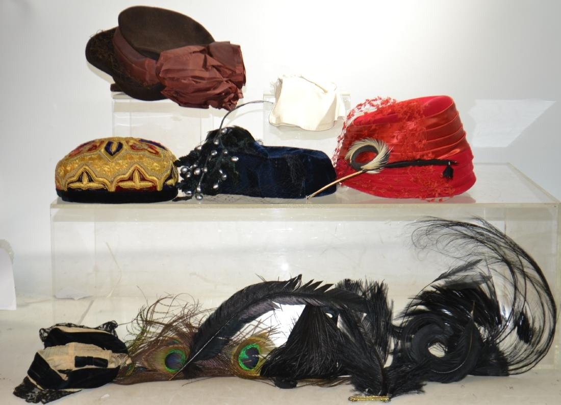 Vintage Hats and Millinery