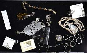 Mexican Sterling Jewelry and More