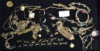 Gold Filled Jewelry Collection