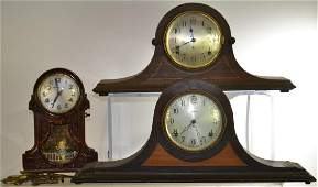 Vintage Mantle Clocks and More