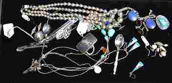 Damascene Siam Sterling Jewelry and More