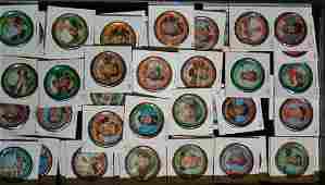 1971 Topps Baseball Coins