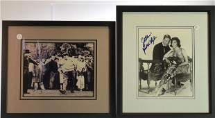 Mary Tyler Moore and Others Autographed Photo