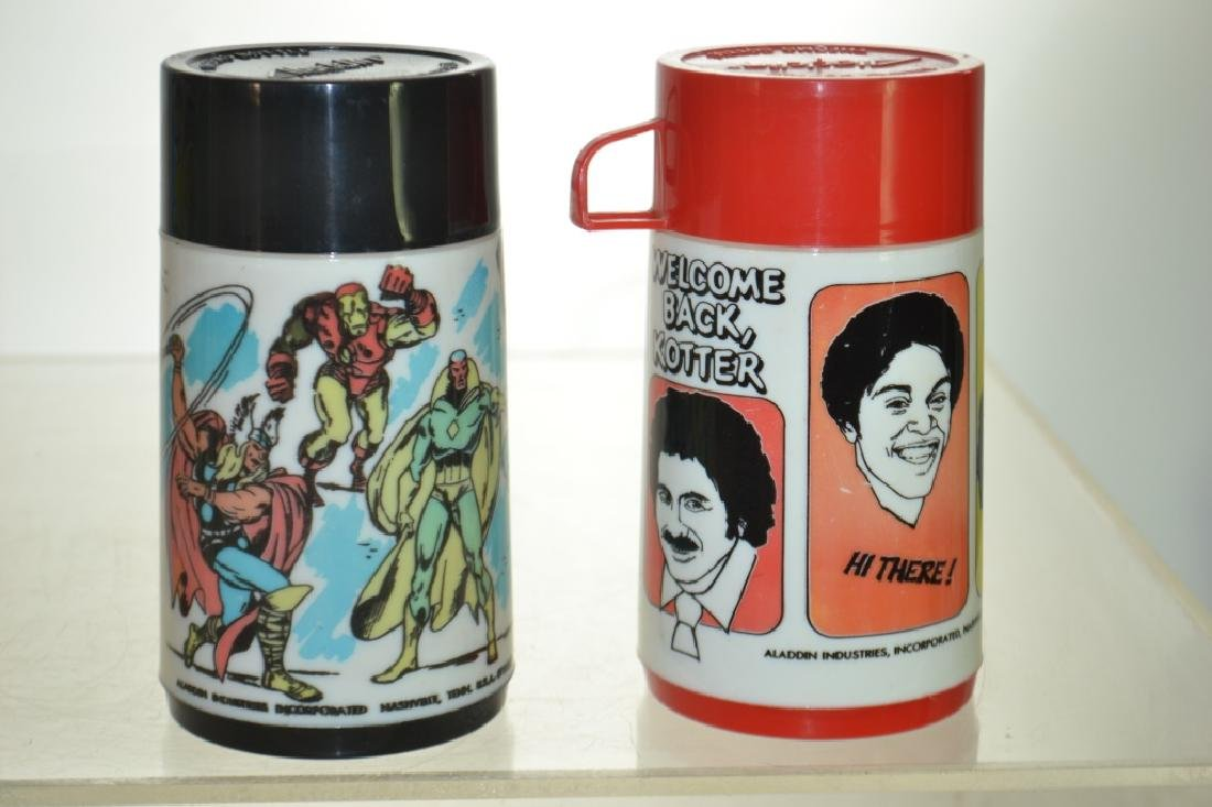 Marvel Super Hero Thermos and Others - 2