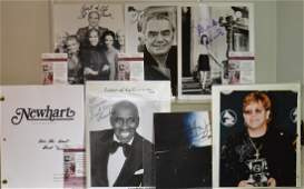 Autographed Photos of Stars