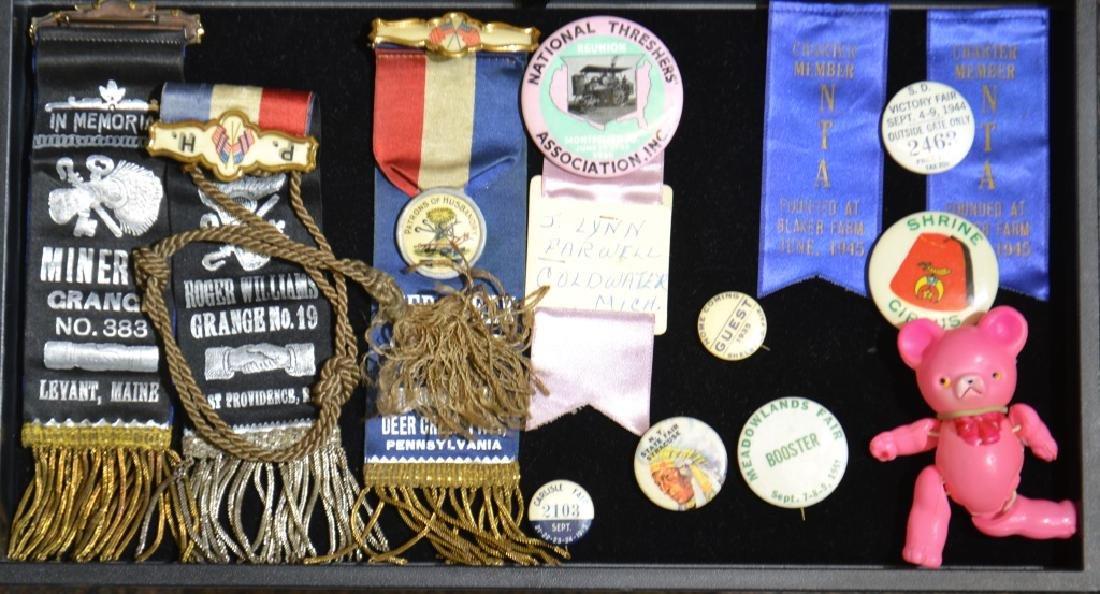 Vintage Grange Medals