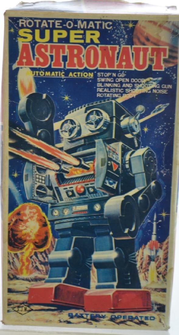 Rotate-O-Matic Super Astronaut - 3