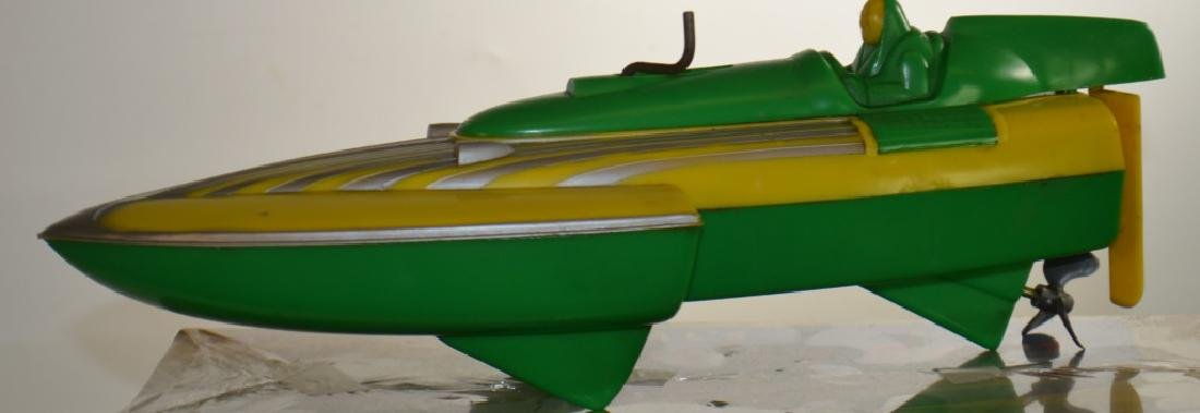 Ideal Racing Boat with Box - 2