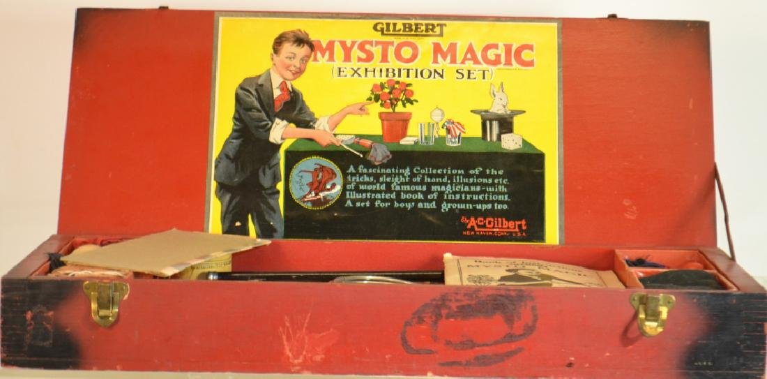 Gilbert Mysto Magic Set