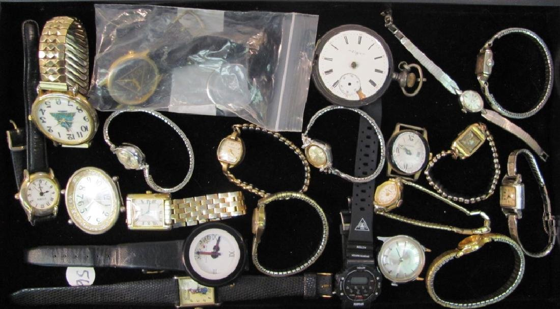 Grouping of Watches