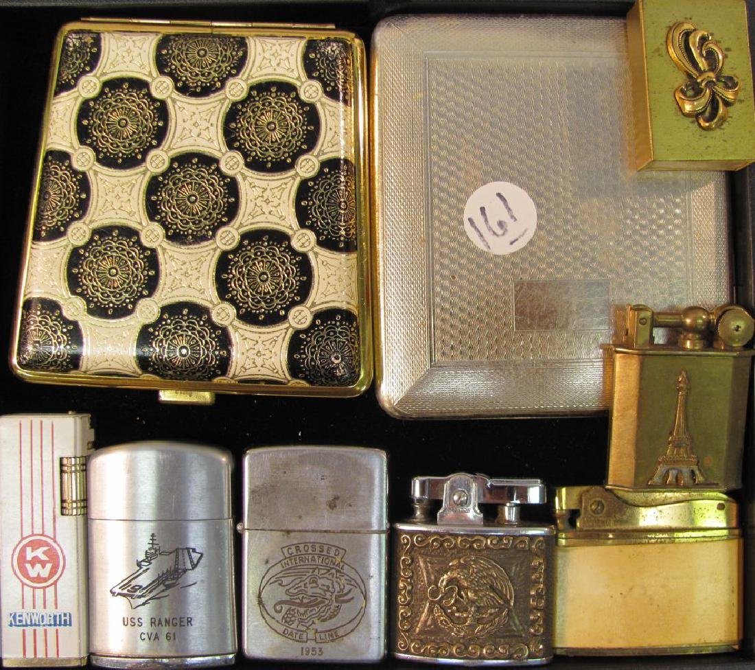 Lighters and Cigarette Boxes - 2